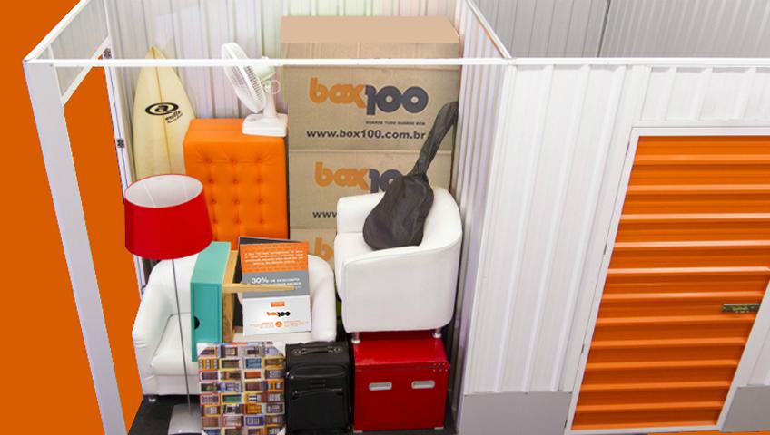 Guarda Moveis Self Storage
