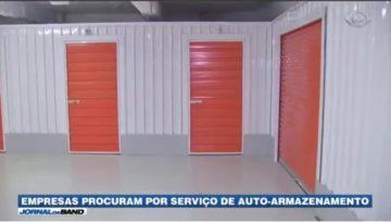 Cresce o número de empresários brasileiros que contratam serviços de auto-armazenamento Self Storage.